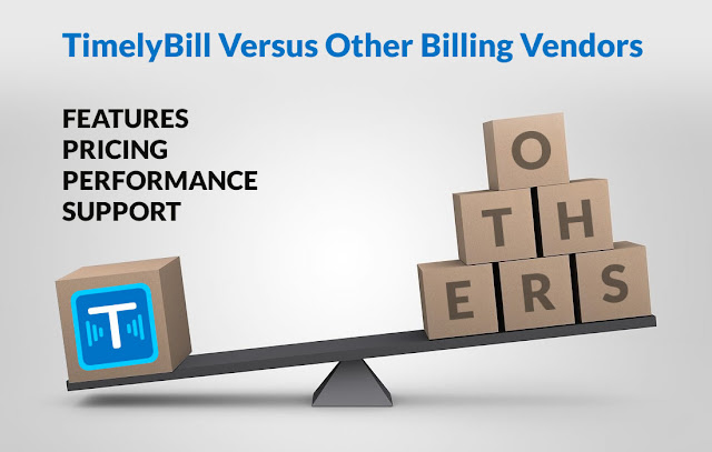 TimelyBill Versus Other Telecom Billing Systems