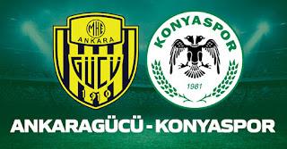 Ankaragücü - Konyaspor