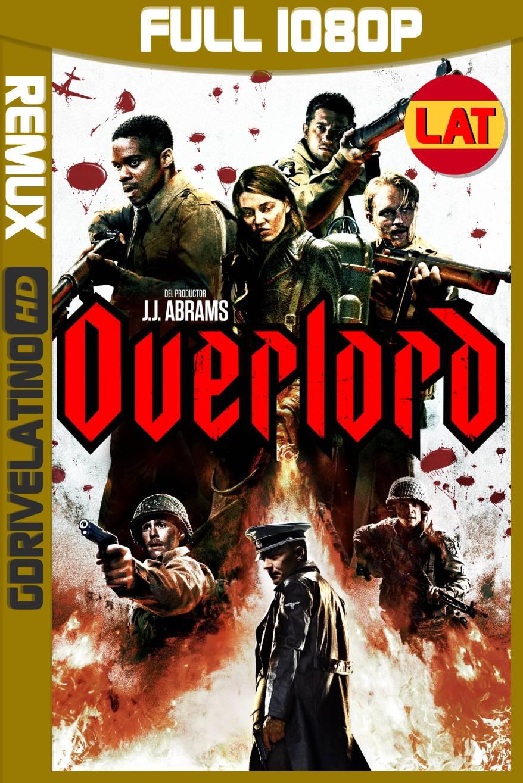 Operación Overlord (2018) BDRemux 1080p Latino-Ingles MKV