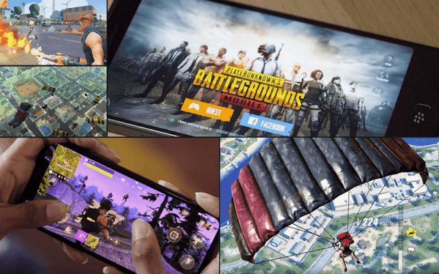 Game Mobile Battle Royal