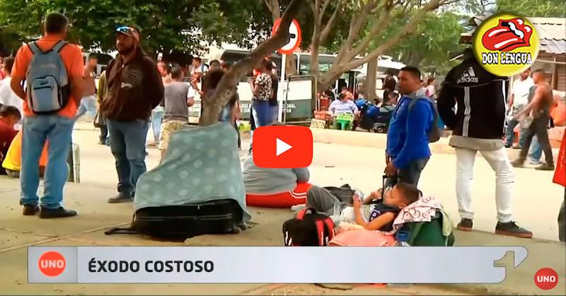 Colombia gasta 0,40% de su PIB para atender a refugiados venezolanos