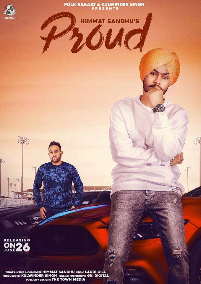 Proud (ik vaar fer)    Himmat Sandhu    new song