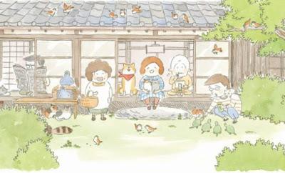 """Anunciados seiyuu y staff para el anime """"Manekeko"""""""