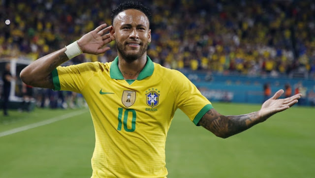 Le message de Neymar sur Instagram après son transfert avorté