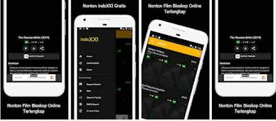 Aplikasi Nonton Indo XX1 HD