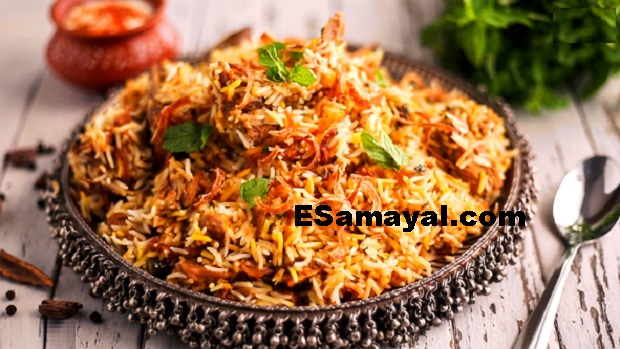பாகற்காய் - மேத்தி பிரியாணி செய்வது எப்படி? | Mushroom - Methi Biryani Recipe !