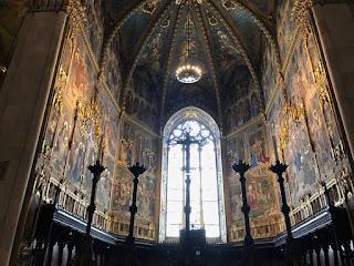 Cappella del Coro o Cappella Tedesca della Basilica di Loreto