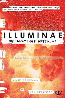 Die Illuminae Akten 1: Illuminae – Amie Kaufman und Jay Kristoff