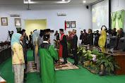 Pengambilan Sumpah Anggota DPRD, Bupati Soppeng Berterima Kasih Kepada Penyelenggara