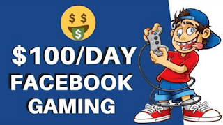 How to earn money from facebook gaming without investment?