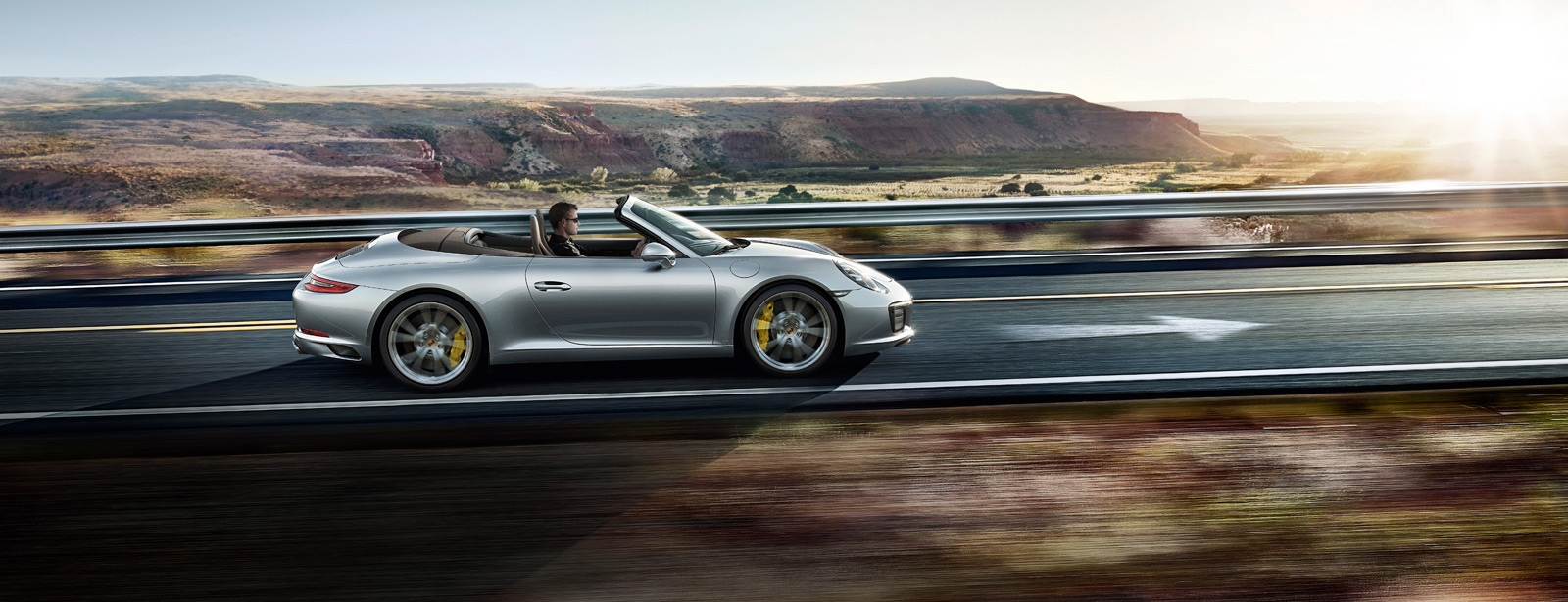 Porsche The new 911 Carrera S Cabriolet