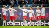 نتيجة مباراة لايبزيج وهوفنهايم اليوم بتاريخ 12-06-2020 الدوري الألماني