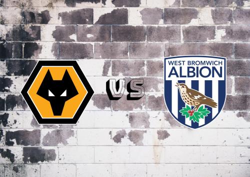 Wolverhampton Wanderers vs West Bromwich Albion  Resumen