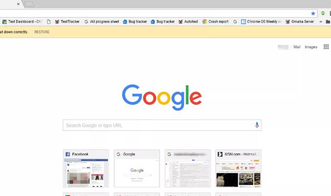 Web Browser Terbaik di Tahun 2019 - Google Chrome