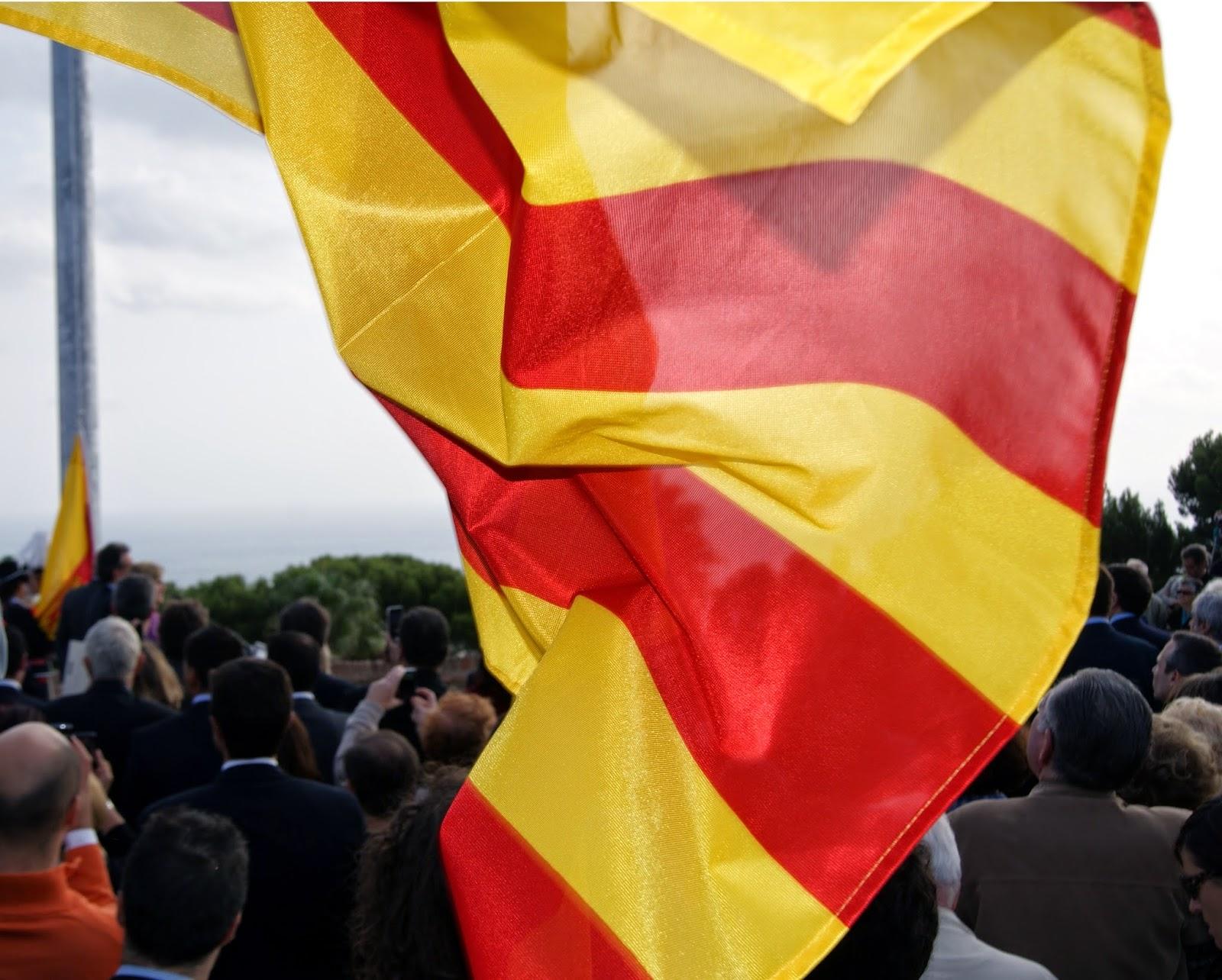 Homenatge a Lluís Companys al Castell de Montjuïc per Teresa Grau Ros