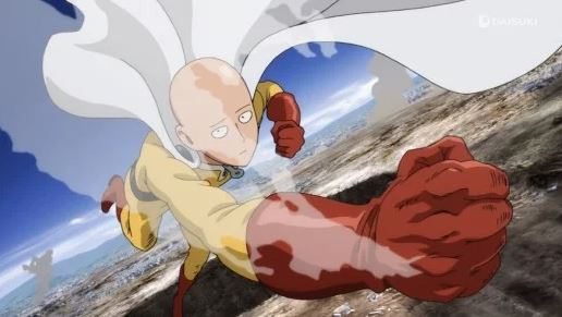 Anime Super Power Terbaik One Punch Man