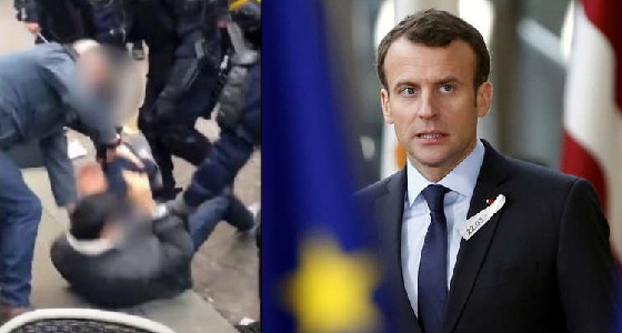 فضيحة تهز فرنسا بطلها حارس إيمانويل ماكرون الشخصي