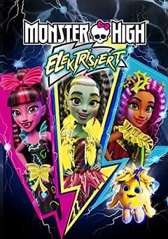 Imagem Monster High - Eletrizante - Dublado