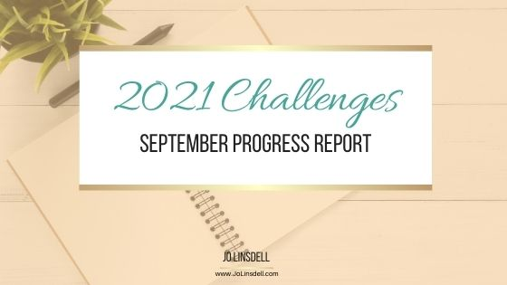 2021 Challenges: September Update