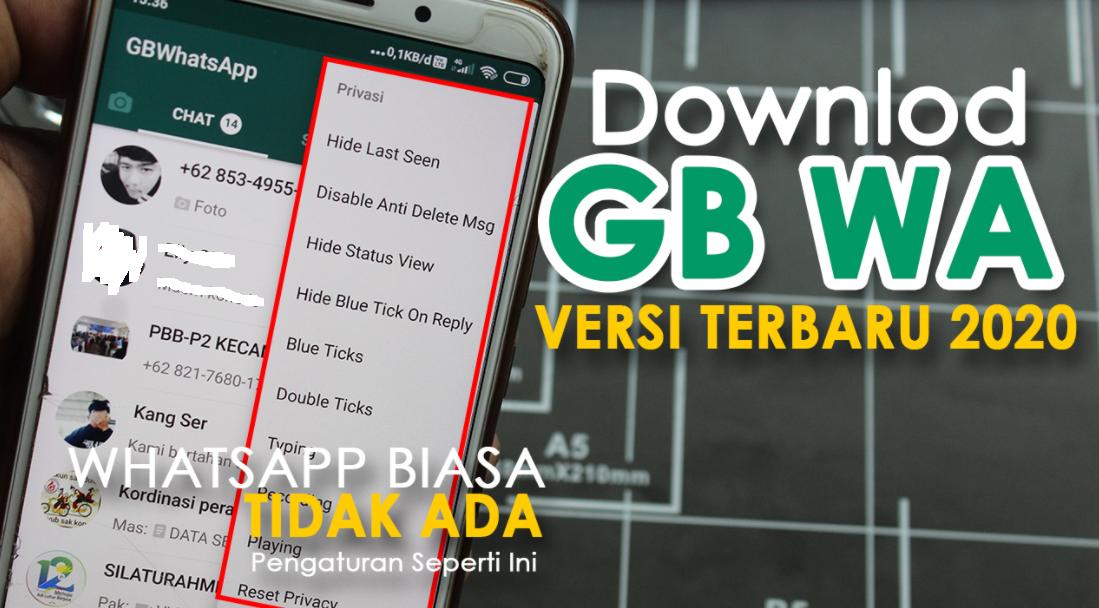 Download Aplikasi Gb Whatsapp Versi Terbaru Anti Ban 2020 Jalankutu Com