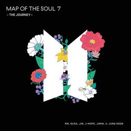 Download CD MAP OF THE SOUL : 7 ~ THE JOURNEY ~ - BTS (2020)