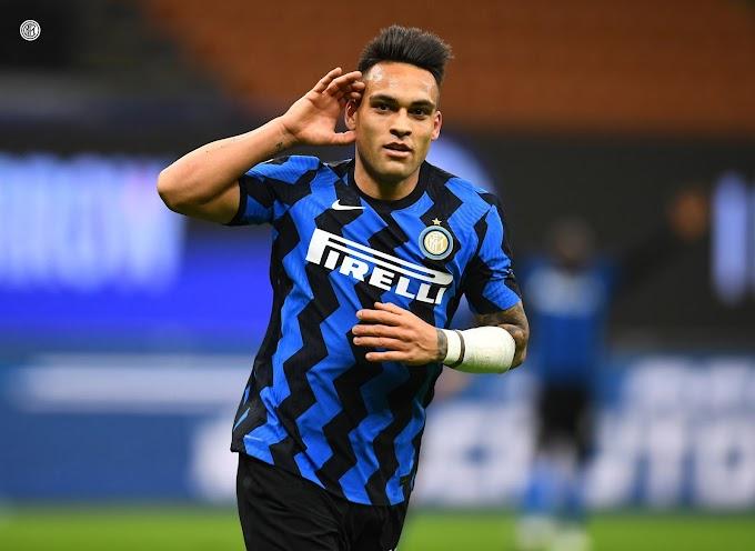 Calcio: l'Inter supera per 2-1 il Sassuolo