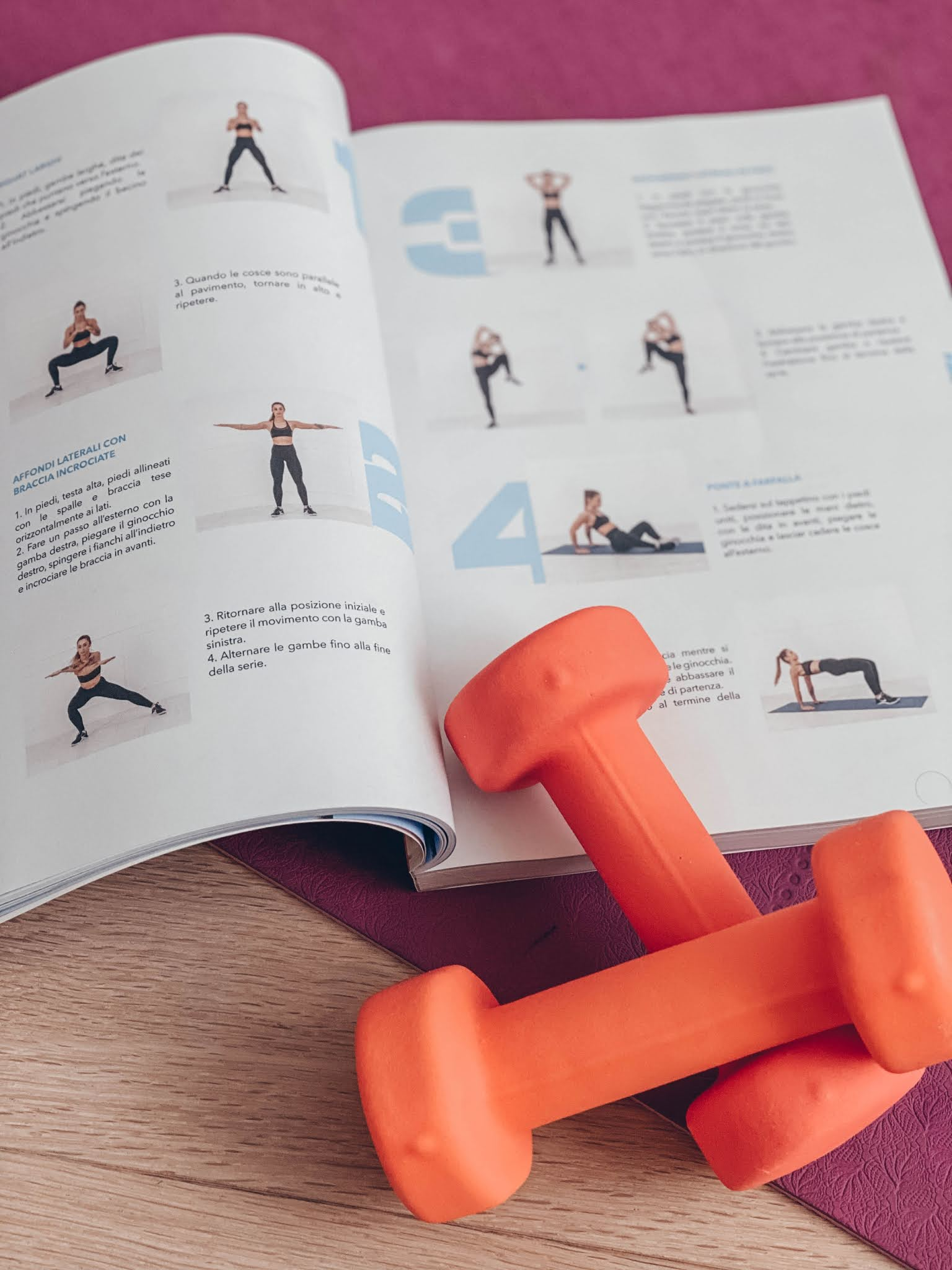 piano di allenamento 28 giorni