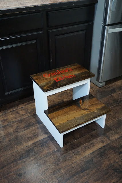 Child's Kids Step Stool