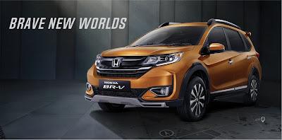 Honda-BRV