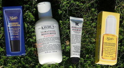 Kiehl's Skincare Products