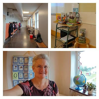Författarbesök Torups skola.
