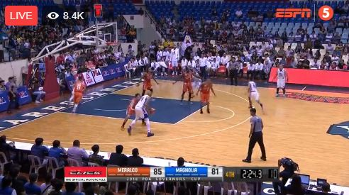 Video Playlist: Magnolia vs Meralco game replay 2018 PBA Governors' Cup