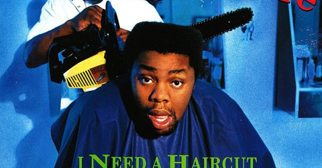 Biz Markie I Need A Haircut 1991 Mediasurf