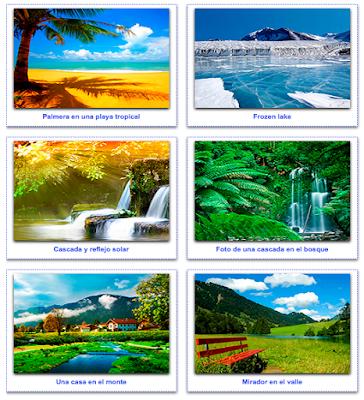 puzzles de paisajes