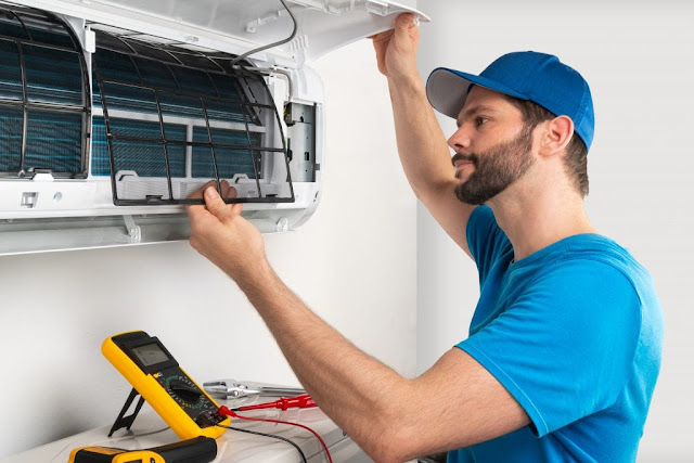 AC Repair Contractor Concord CA