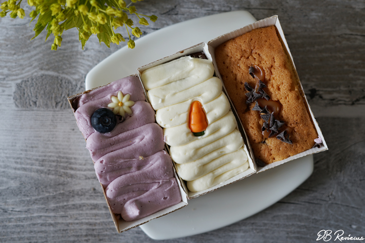 Loaf cakes from Piglet's Pantry