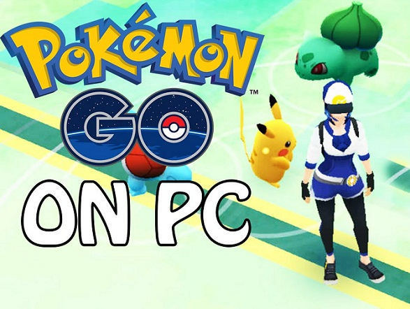 Pokemon Go Game Free Download For PC