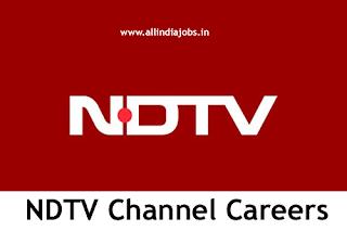 NDTV Jobs