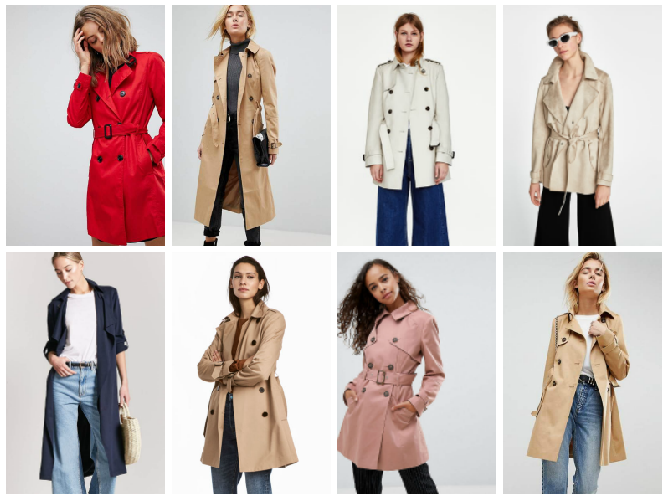 Shopping Files: 12 Trench Coats for Spring - A trench coat is a must-have closet staple, is incredibly versatile and upgrades any outfit | Ioanna's Notebook