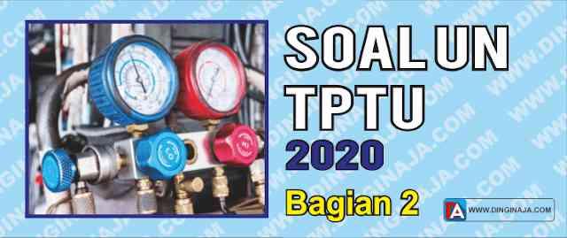 Soal UN TPTU 2020