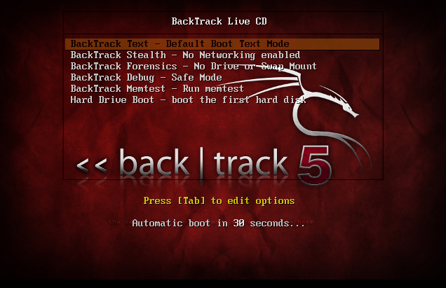 BackTrack 5 Release in 5 days, on 10th May !