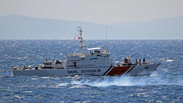 Η τουρκική Ακτοφυλάκή προσπάθησε να εμβολίσει πλοίο της Frontex & ελληνικό αλλιευτικό σκάφος στις Οινούσσες