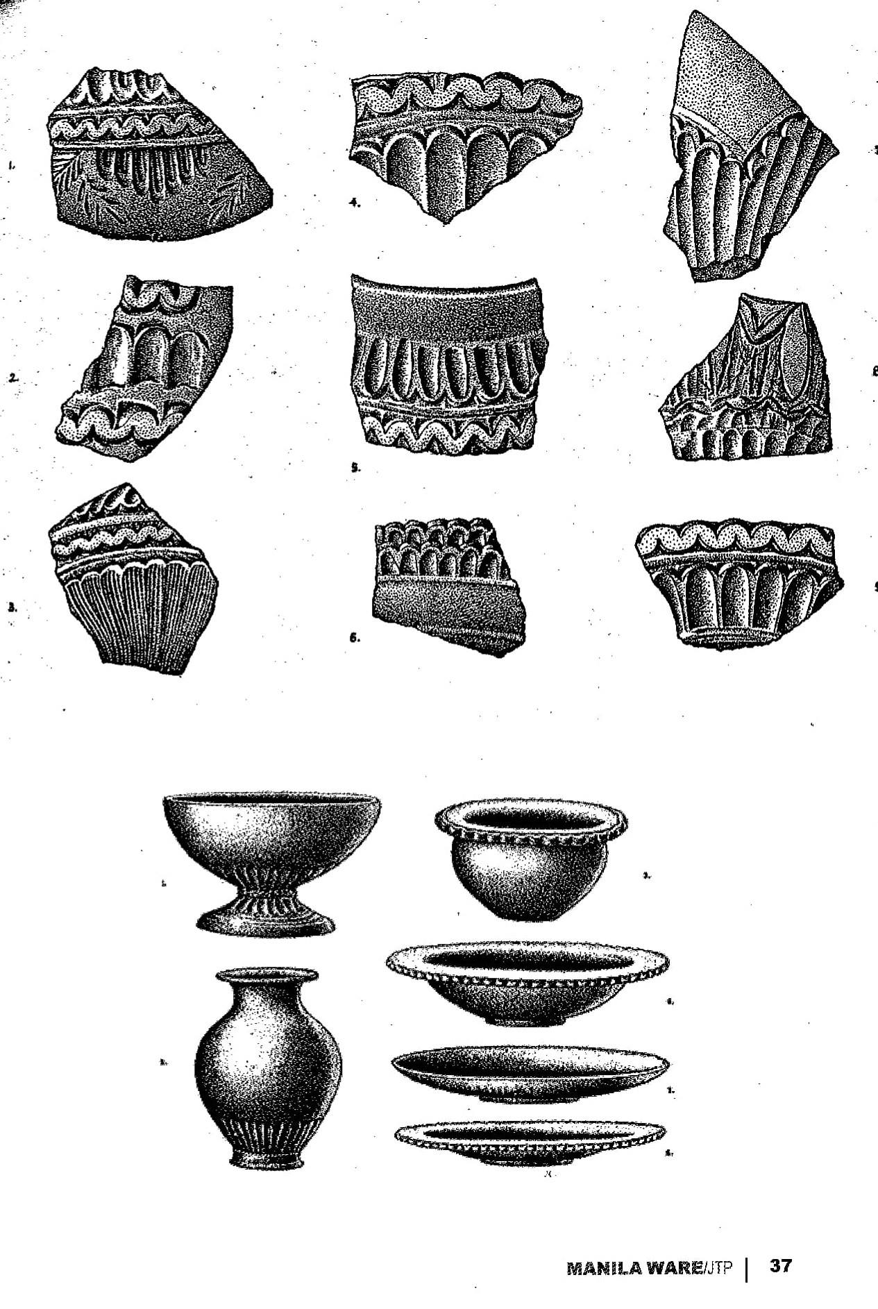 Manila Ware Pottery - The Ceramic Heritage of the Philippines