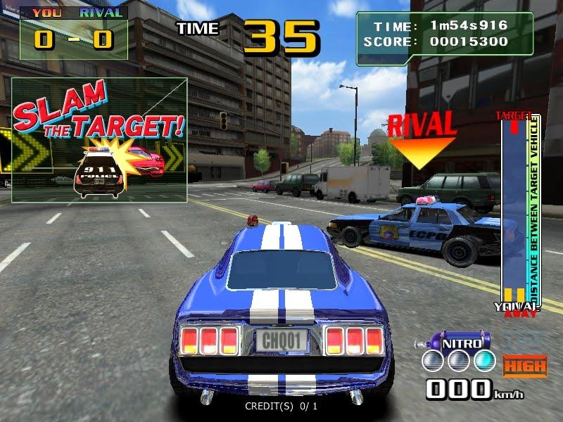Taito Type X - Inmortal Games Usa