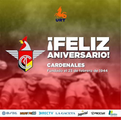 77º Aniversario de Cardenales Rugby Club