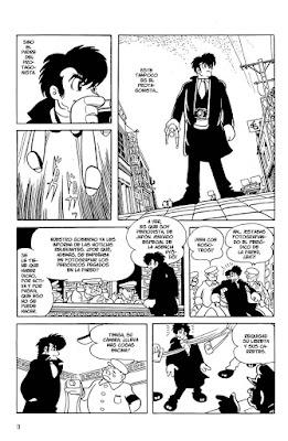 Reseña de Grand Dolls de Osamu Tezuka, Planeta Cómic.