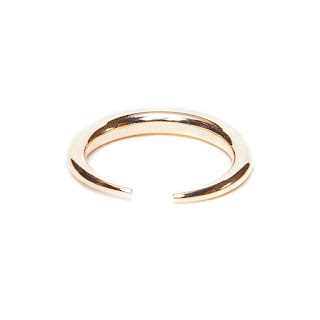 i&i Crescent moon ring