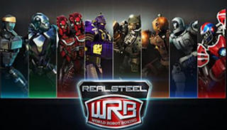 Real Steel World Robot Boxing APK Free Download