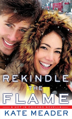 romance, Bea's Book Nook, Review, Rekindle the Flame, Kate Meader