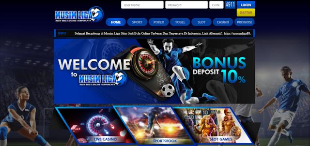 Situs Bola Online